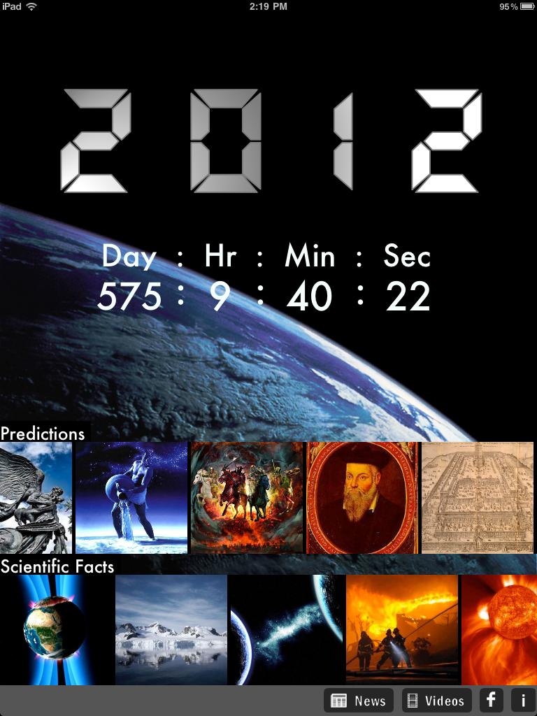 QuickAdvice: 2012 Apocalypse