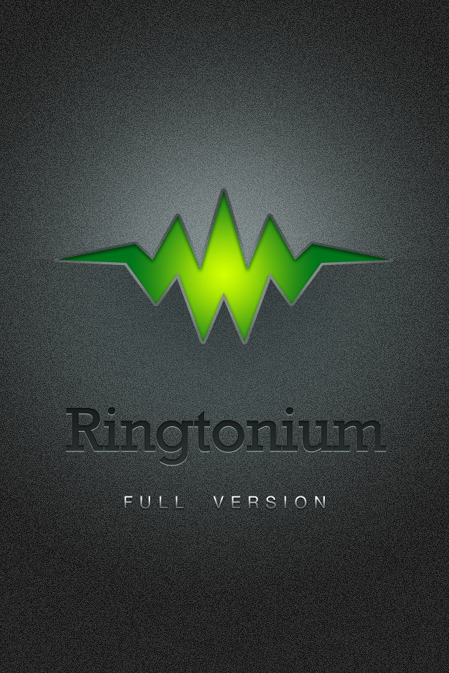 Make Your Favorite Songs Into Ringtones With Ringtonium