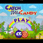 Helping Fuzzy Is Fun In Catch The Candy