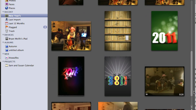 How To Put iPhoto '11 On Your iPad Right Now