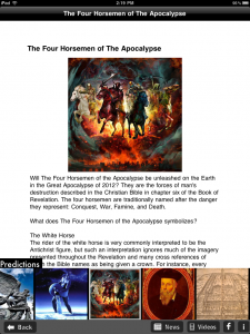 2012 - Apocalypse by MAQ Software screenshot