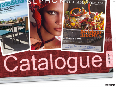 Catalogue By The Find Unites Favorite Retail Catalogs In One Shopping Experience