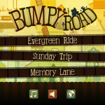 Take A Joy Ride With Bumpy Road
