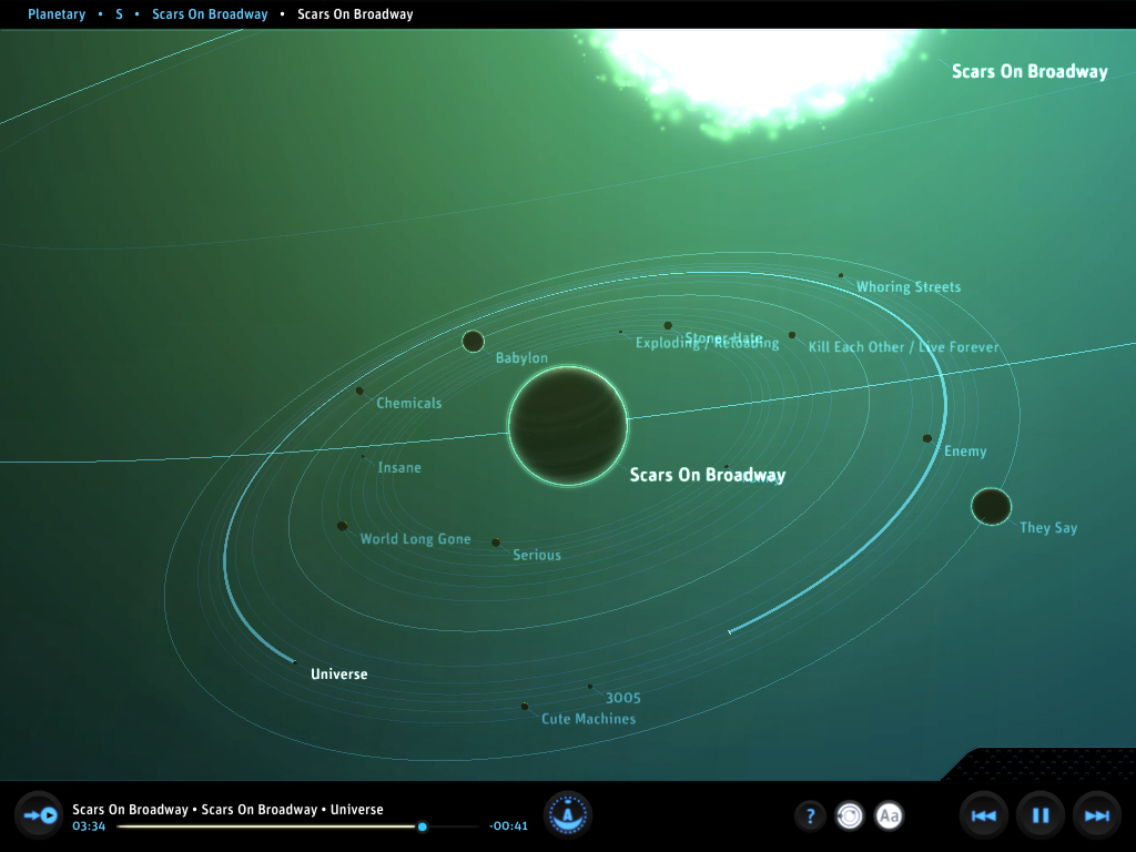 Bloom Studio's New Planetary iPad App Sends You Soaring Into A Galaxy Of Music