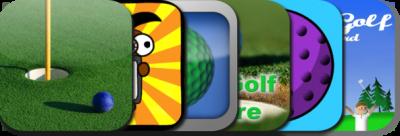 New AppGuide: Putt Putt Score Card Apps
