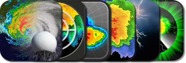 New AppGuide: Radar Apps For iOS