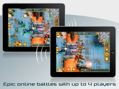 Starfront: Collision HD Hits The iPad