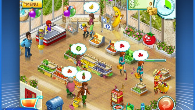 Supermarket Mania 2 Set For App Store Release