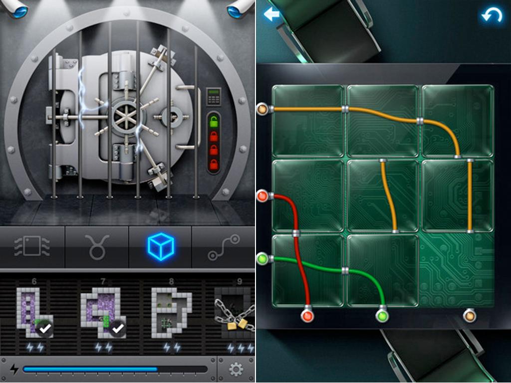 Get Involved With The Heist, Challenge Yourself To Some Puzzles, And Maybe Even Grab Some Loot
