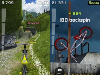 Illusion Labs Releases Touchgrind BMX, The Sequel To Their Hit Multitouch Extreme Sports Game