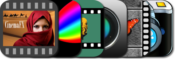 New AppGuide: Video Filter Apps