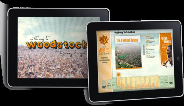 Woodstock: The Must-Have iPad App