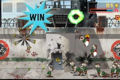 A Chance To Win A ZombieSmash Promo Code With A Retweet Or Comment