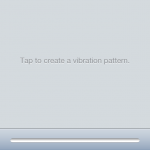 "Apple Adds ""Custom Vibrations"" In iOS 5"