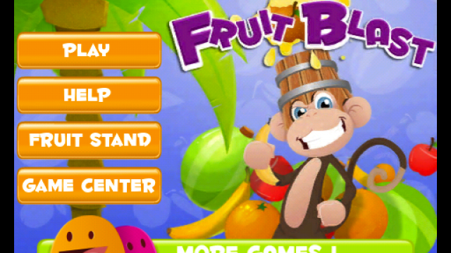 Blast Fruit Into An Oblivion!