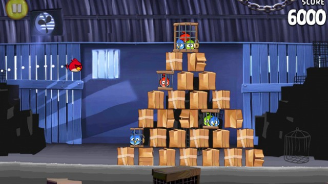 Angry Birds Is Now Downloaded More Than One Million Times Per Day