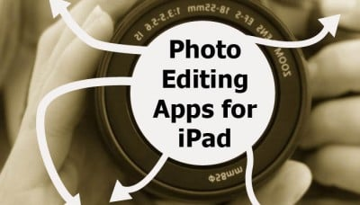 AppList Updated: Photo Editing Apps For iPad