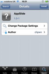 Jailbreak Only: AppSlide - Moving Between Apps Has Never Been Easier