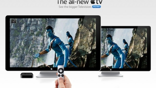 Former Apple Executive: Apple To Enter TV Business, iOS-Powered TV Display Coming
