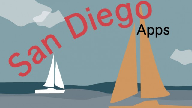 New AppList: San Diego Apps
