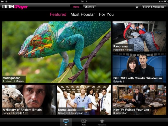 BBC iPlayer To Hit Western Europe First, By The End Of The Year