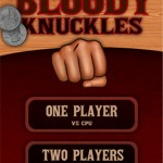 Quirky App Of The Day: Bloody Knuckles