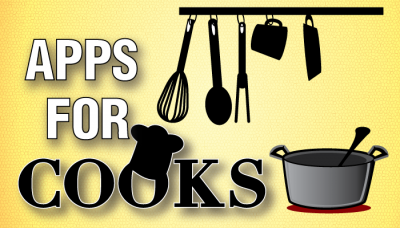AppList Updated: iPad Apps For Cooks