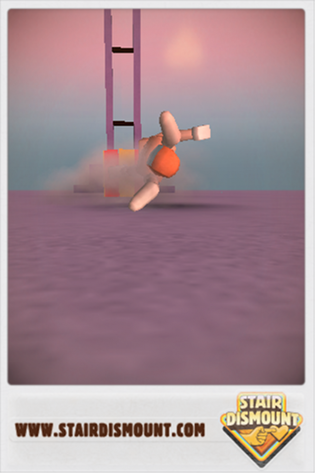 Quirky App Of The Day: Stair Dismount Universal