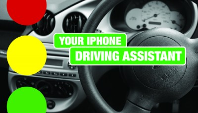 New AppList: Your iPhone Driving Assistant
