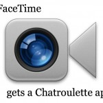 Facekandi: A FaceTime Chatroulette App For iPhone