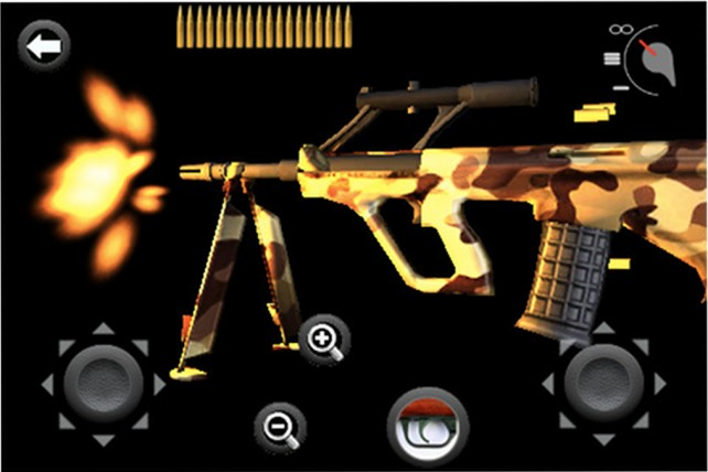 Quirky App Of The Day: Gun Building