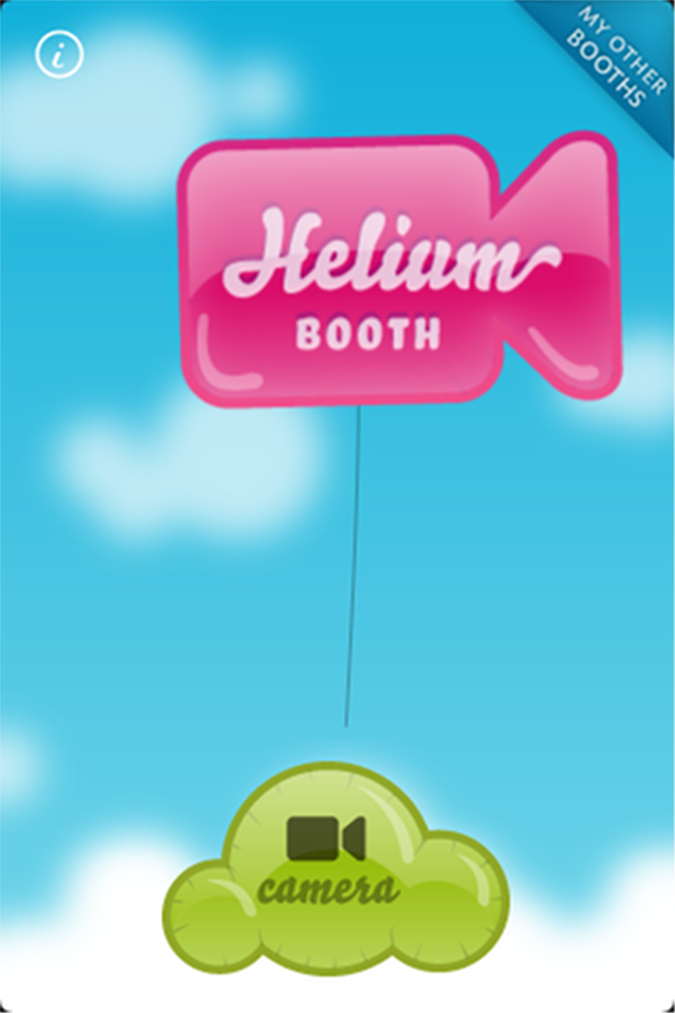 Quirky App Of The Day: HeliumBooth