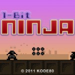 Get Retro Run-N-Jump Action With 1-Bit Ninja