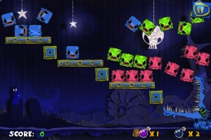 Paper Munchers by Big Blue Bubble screenshot
