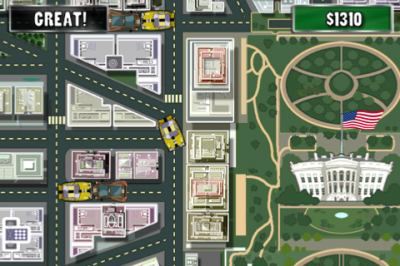 Be The All-Powerful Traffic Director In Push-Cars