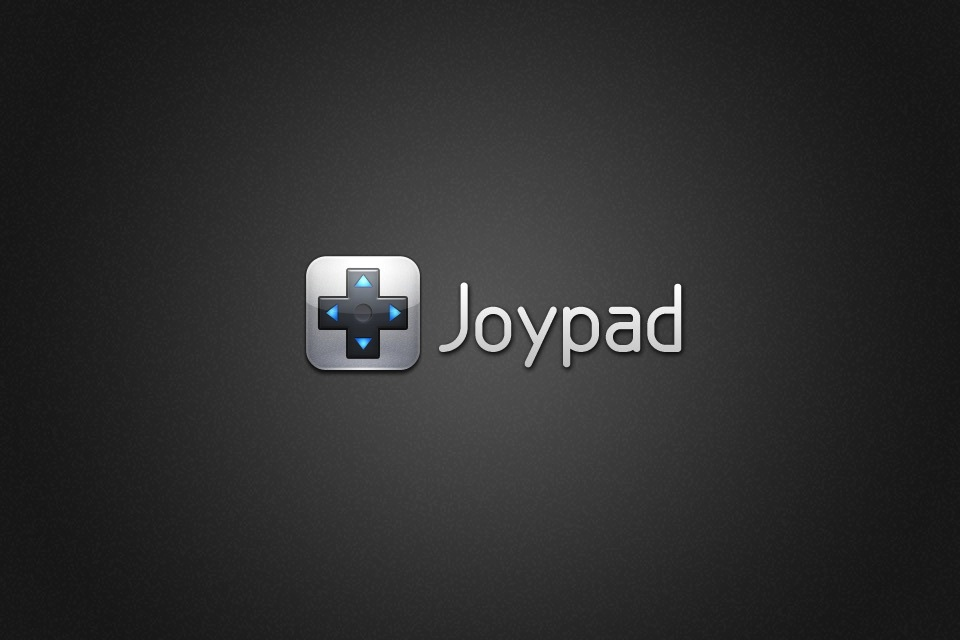 Turn Your iPhone Into A Game Controller With Joypad