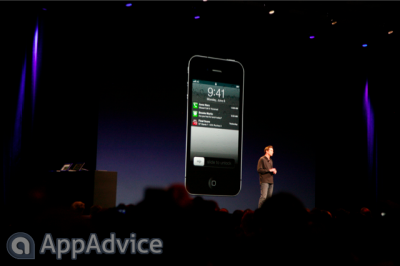 Apple Announces New iOS Feature - Notifications