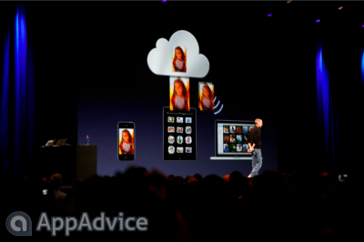 "Apple Brings Photos To The Cloud, Unveils ""Photo Stream"""