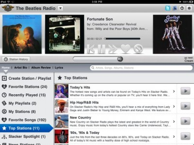 Win A Slacker Radio Premium Subscription With A Comment Or A Tweet