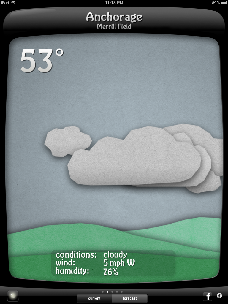Weather Doodle Gives You A Fresh New Perspective On Weather