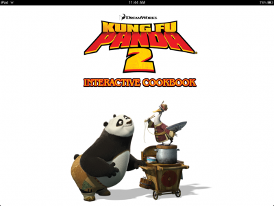 QuickAdvice: Kung Fu Panda 2 Interactive Cookbook