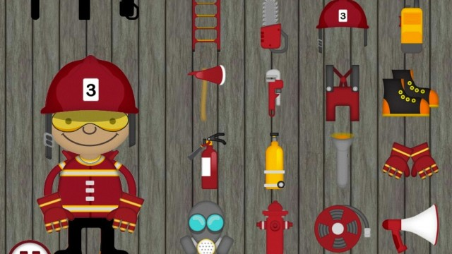 Firehouse Adventure Mixes Fun And Learning Well