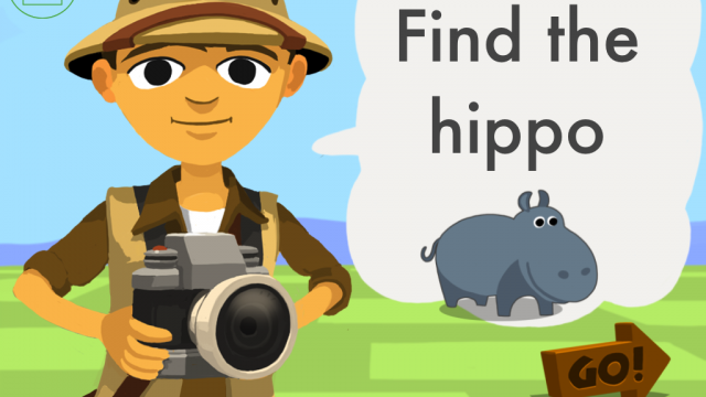 This App Will Help Your Preschooler Learn Animal Names