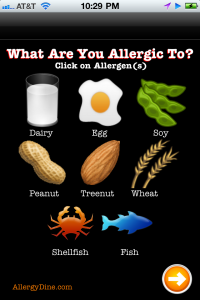 Get A Quick List Of Allergen-Free Foods Some Restaurant Chains Serve