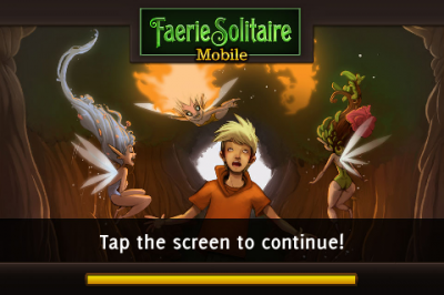 Faerie Solitaire Mobile HD Gives Solitaire A New Twist