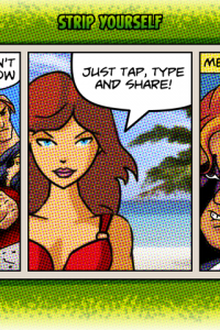 Strip Yourself Brings Easy Comic Strip Photo Creation To The iPhone