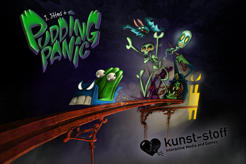 Help Jitters Escape His Fears In Pudding Panic - Plus Win A Copy!