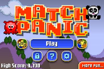 Get Manic With Match Panic