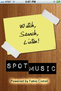 SpotMusic Does What It Says And Nothing More