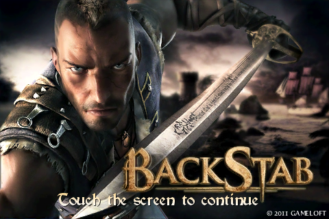 Get Justice And Get Bloody With BackStab